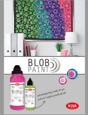 Blob Paint von Viva Decor